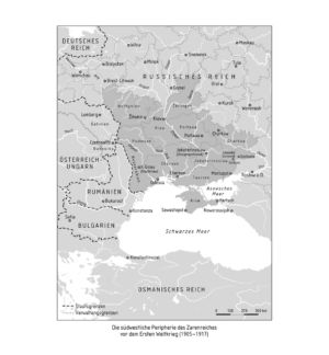 Russland 1905 bis 1917