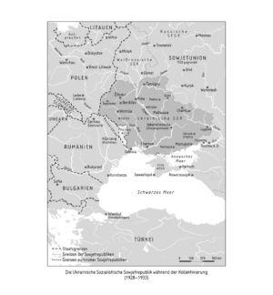 Südrussland 1928 bis 1933