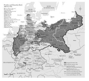 Preußen und das Deutsche Reich (Bismarck)