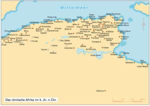 Nordafrika im 4. Jh.