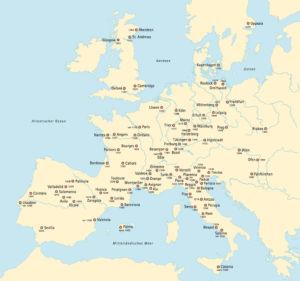Universitäten in Europa
