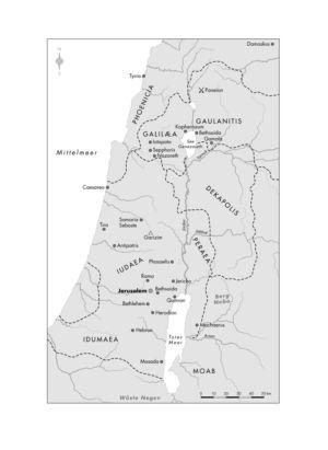 Pontius Pilatus in Palästina