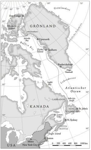 Grönland und Kanada