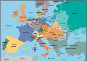 Europa 1795