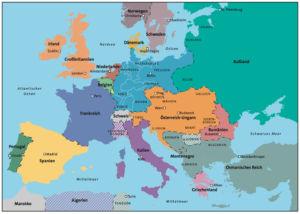 Europa 1870