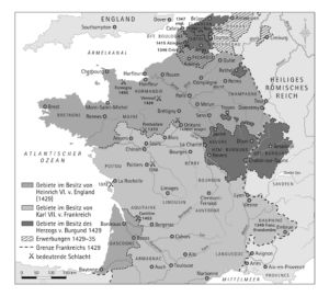 Frankreich 1429