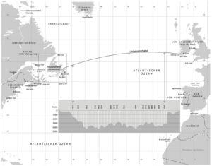 Morse Atlantischer Ozean