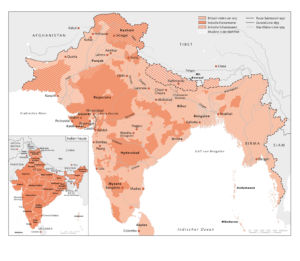 Indien 1915