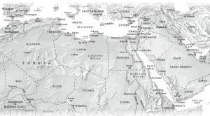 Nordafrika und Naher Osten