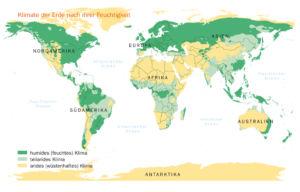 Klima in der Welt