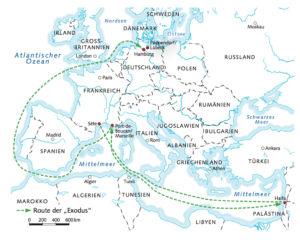 Irrfahr der Exodus 1947