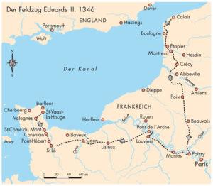 Frankreich 1346
