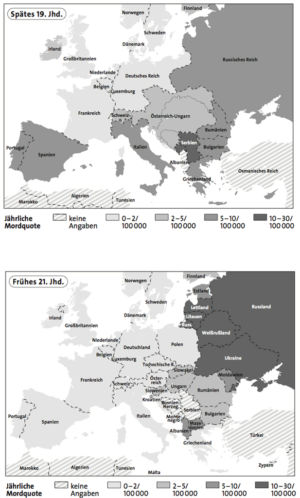 Mord in Europa