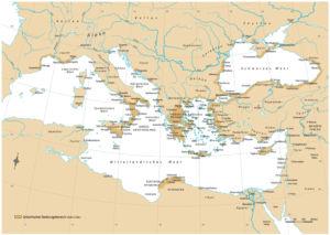 Griechische Welt 450 vor Christus