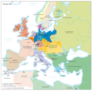 Europa 1867