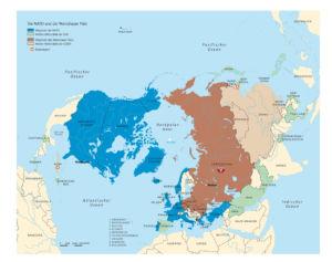 NATO und Warschauer Pakt