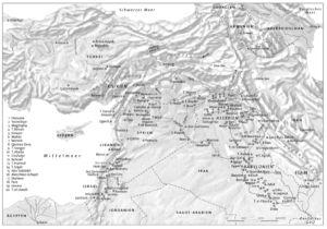 Kleinasien und Naher Osten