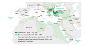 Osmanisches Reich 1299 bis 1683