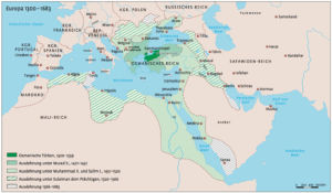 Europa 1300 bis 1683