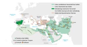 Ausbreitung des Islam