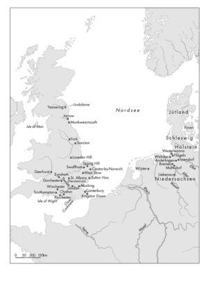 England und Norddeutschland