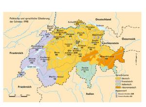 Schweiz 1998