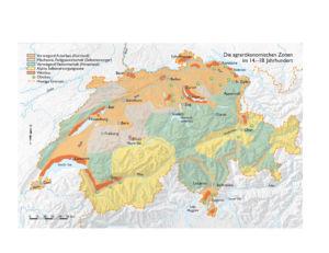 Land- und Viewirtschaft in der Schweiz