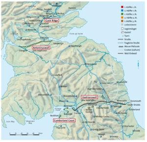 Hadrians- und Antoninuswall