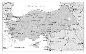 Türkei 1938