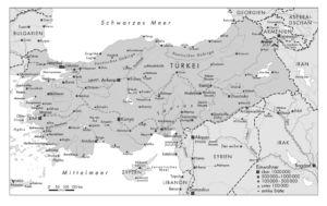 Türkei 2010