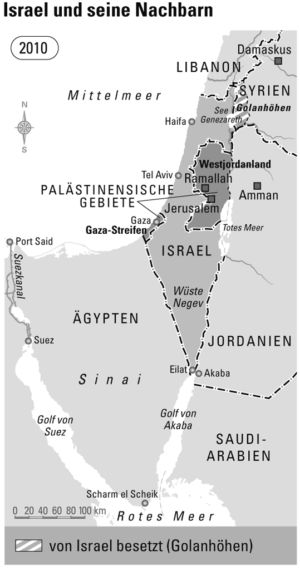 Israel 2010