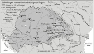 Ungarn im 15. Jahrhundert