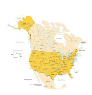 Amerika 2010