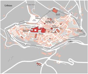 Urbino (Italien)
