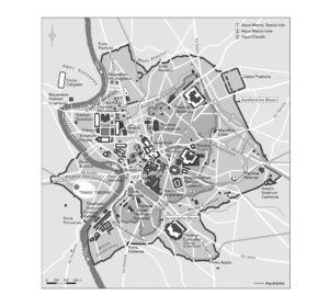 Rom in Augustinischer Zeit