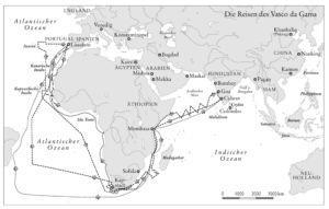 Reisen des Vasco da Gama