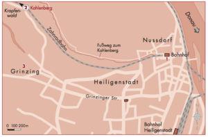 North of Vienna 1910