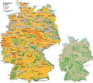Deutschlands Wald
