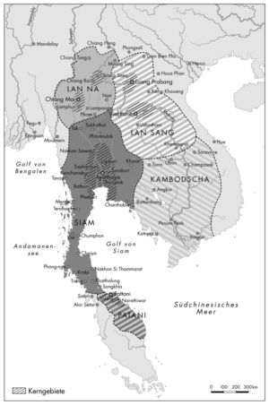 Südostasien 1500