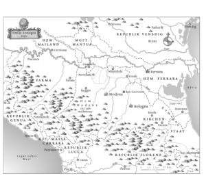 Emilia Romagna 1530