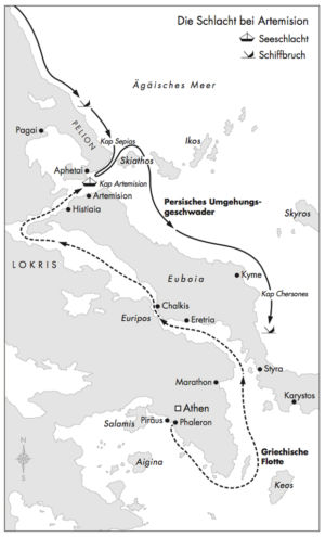 Schlacht beim Kap Artemision