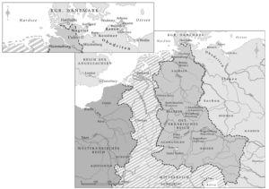Vertrag von Verdun 845