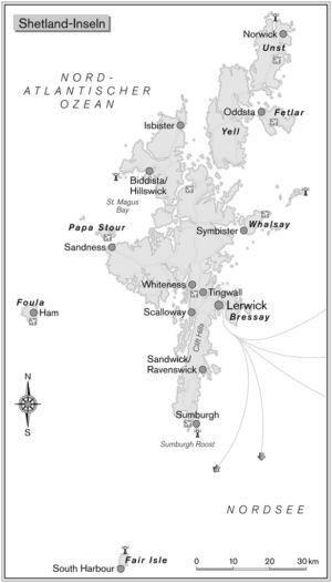 Shetland-Inseln (Schottland)
