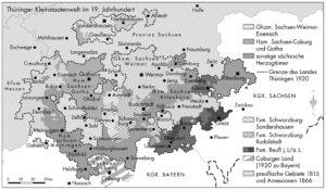 Thüringen 1920