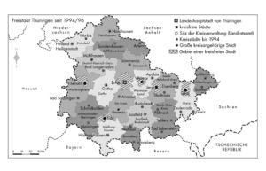 Thüringen 1996