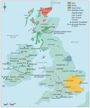Kelten in England