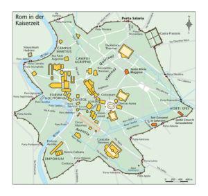 Rom in der Kaiserzeit