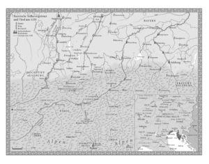 Bayern und Tirol um 1330