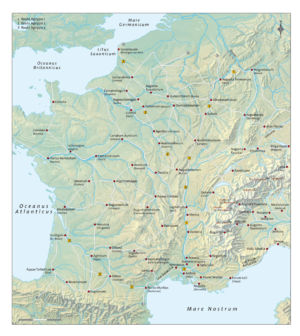 Römisches Reich in Westeuropa