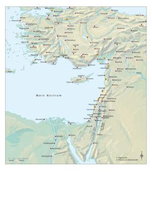 Kleinasien und die Levant (Vorderer Orient)